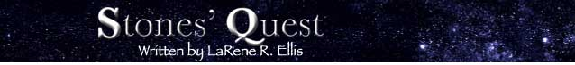 Stones' Quest by L. R. Ellis